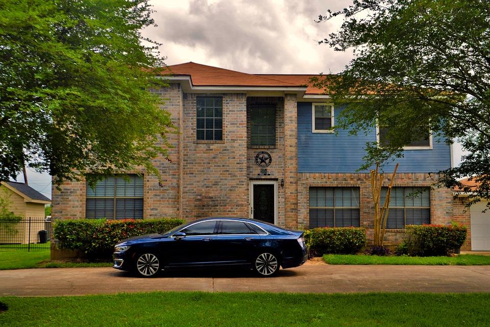 Drømme hus og bil